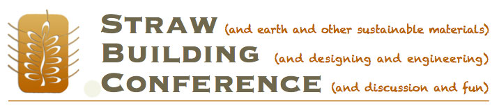 2014 CASBA Straw Building Conference