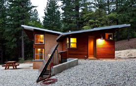 Millette/Burch Residence in Nevada City, CA